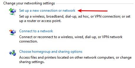 Windows network